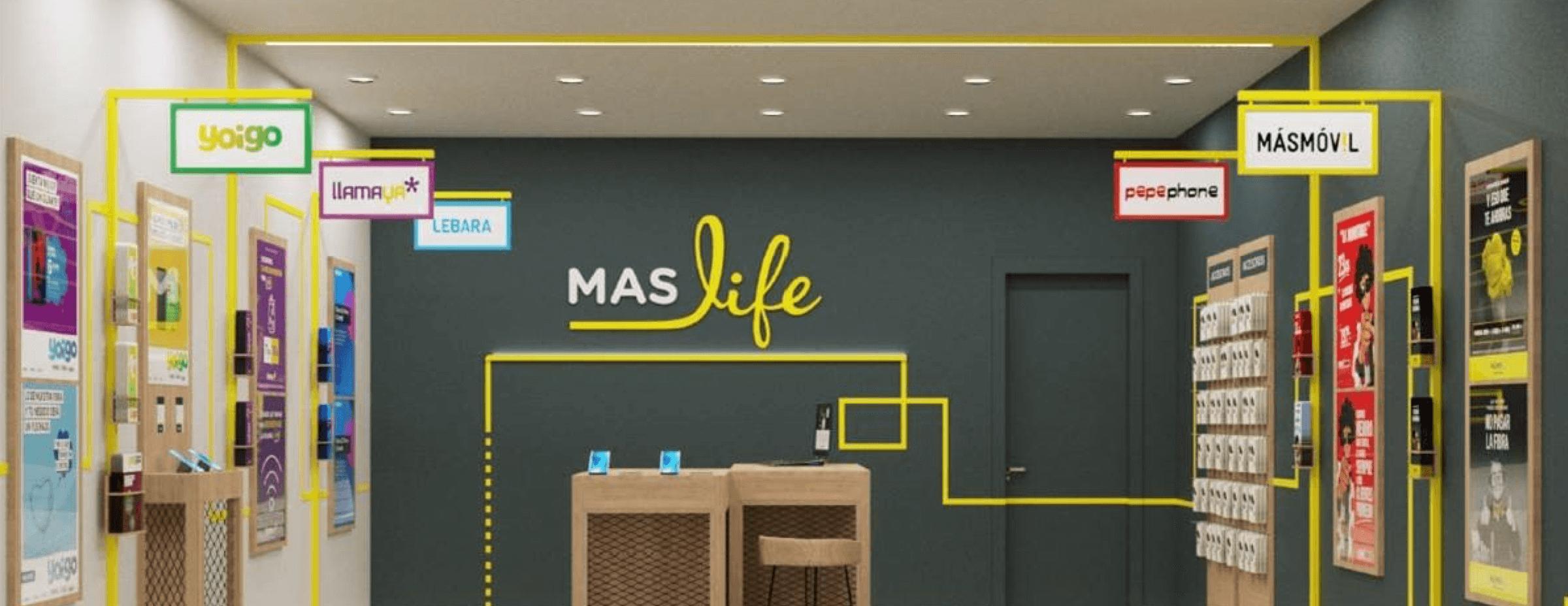 Tienda MASlife